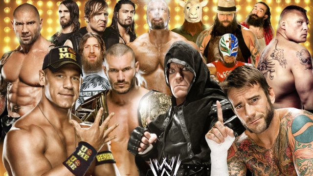 Who is the most like you wrestler?