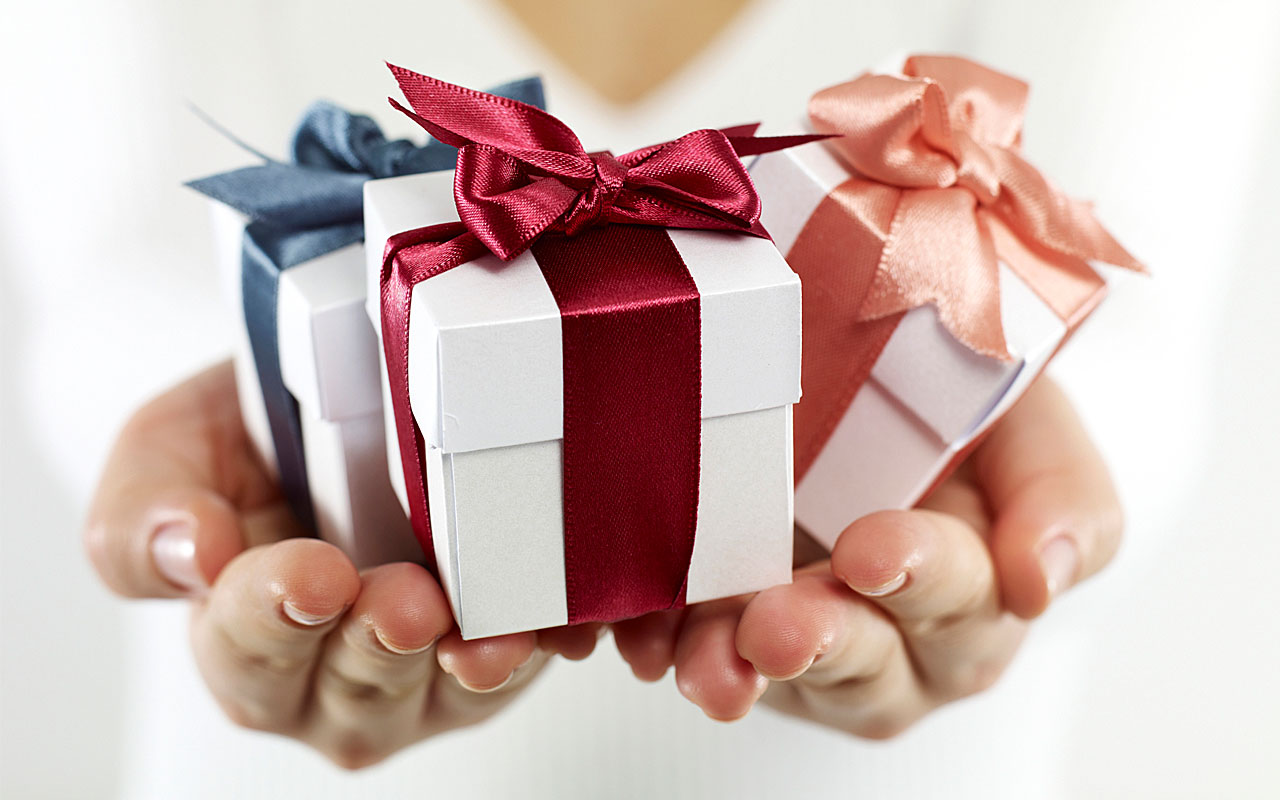 What is the gift waiting for you next week?
