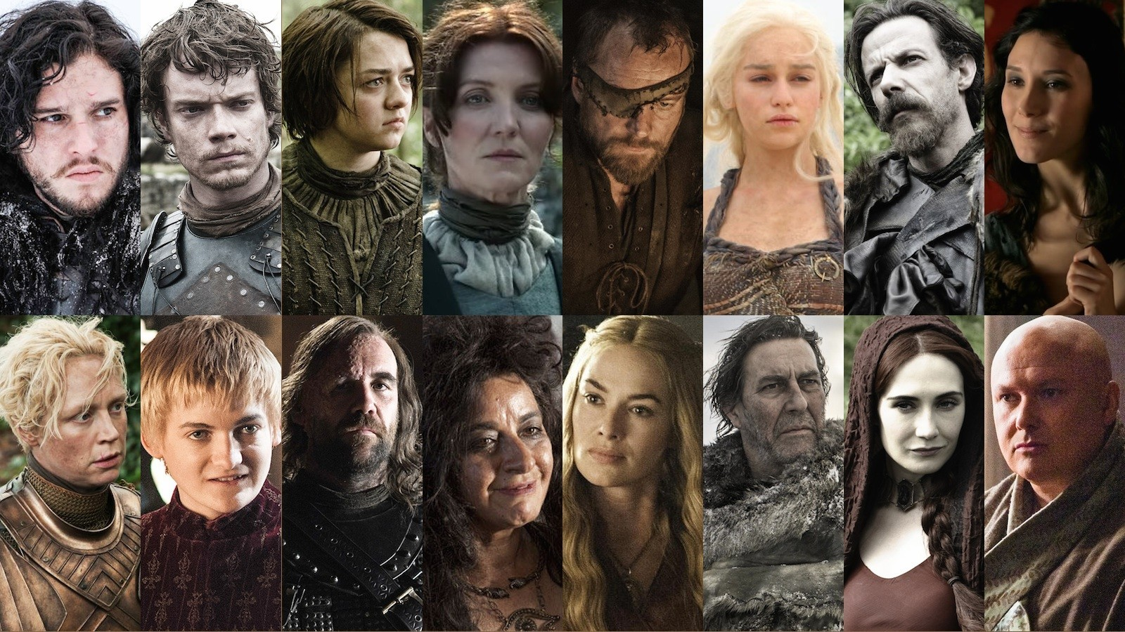 Which of the characters in the game series throne represent your personality?