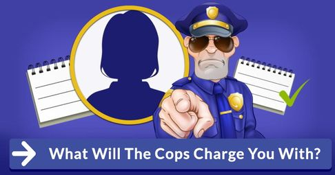 ? What Will The Cops Charge You With