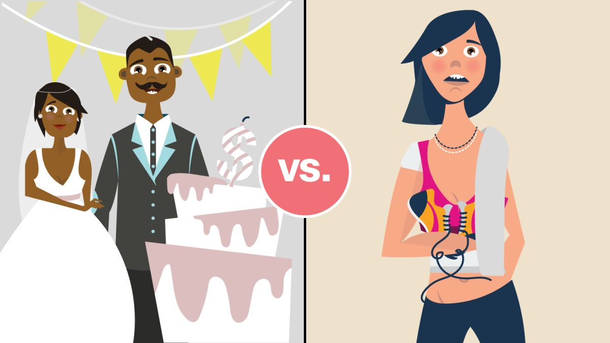 Are you better off married or single ?
